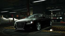 NFSW Audi S5 Black