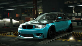 NFSW BMW 1 Series M Coupe Schnell