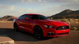 NFSF FordMustangGT 2015 Red