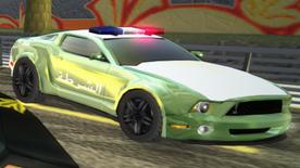 NFSNitroFordShelbyGT500 DubaiPolice