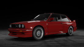 NFSPB BMWM3E30 Garage