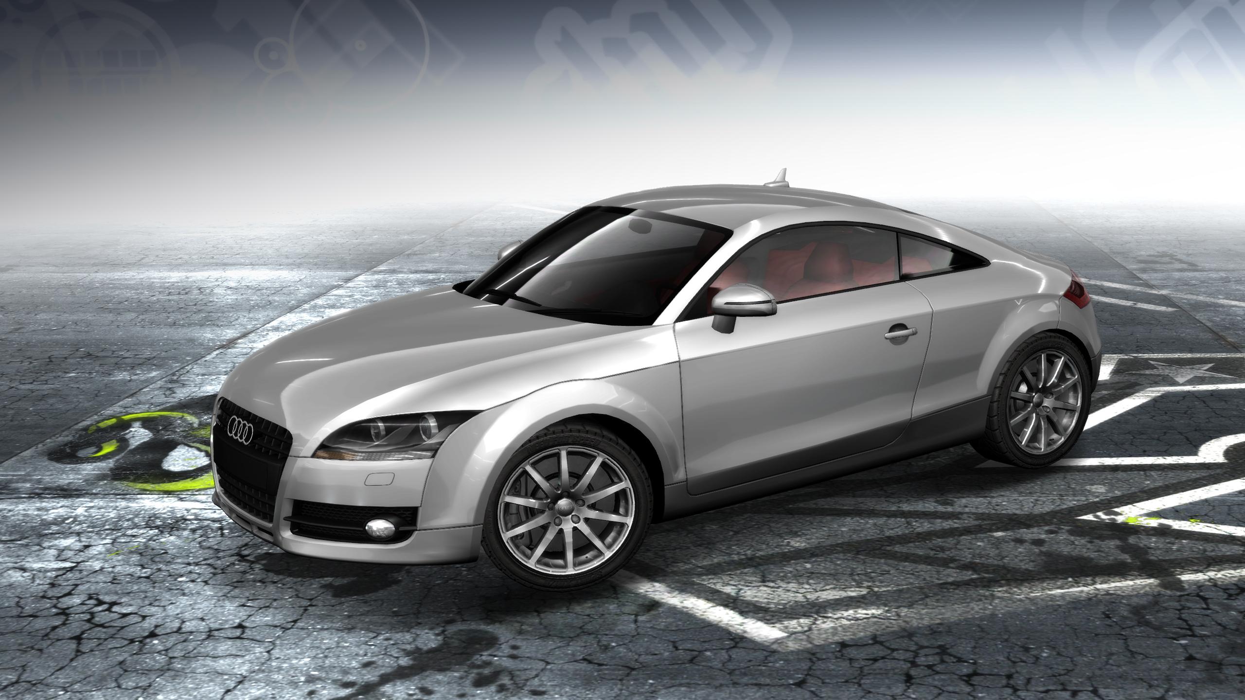 Audi TT 3.2 quattro (8J)