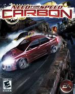 COVER NFS Carbon 2006