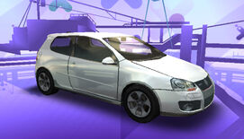NFSPS PSP VolkswagenGolfGTI