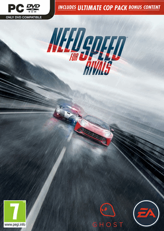 Need for Speed: Rivals/Limited Edition
