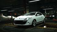 NFSW Renault MeganeCoupe White