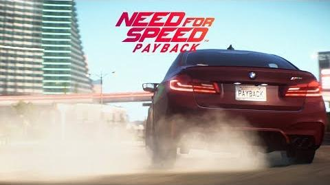 NFSPB - M5 Trailer