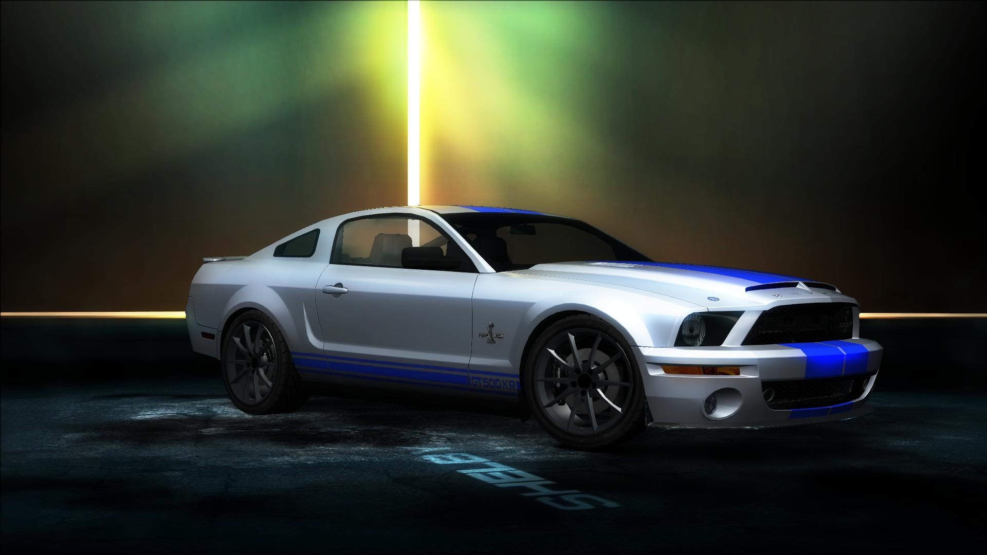 Ford Shelby GT500KR (S-197 I)
