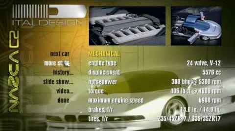 Need for Speed II SE - Showcase