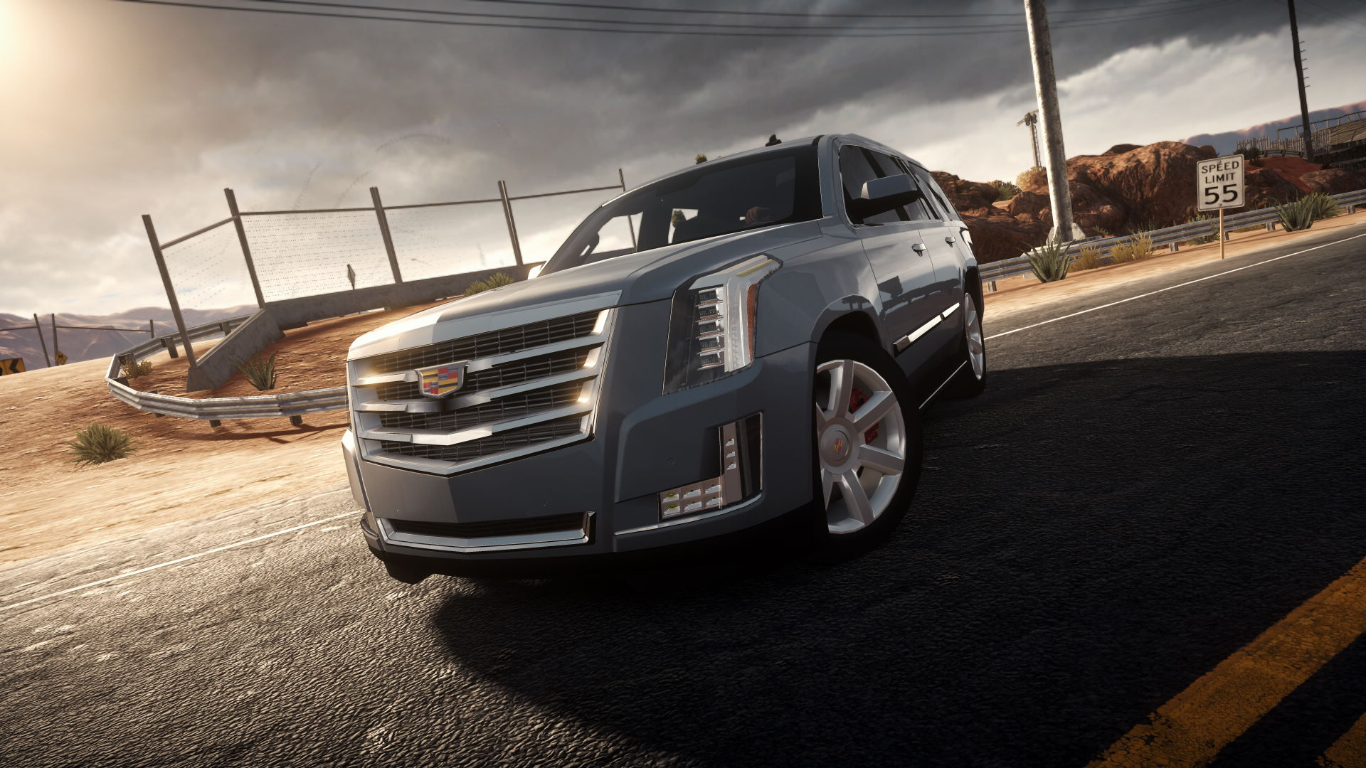 Cadillac Escalade (GMT K2XL)