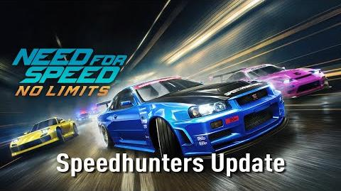 Need for Speed No Limits - Speedhunters Update
