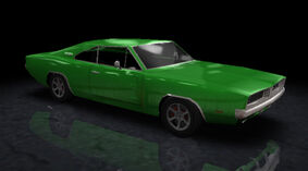 NFSUR PSP 1969DodgeCharger