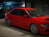 Mitsubishi Lancer Evolution IX MR-edition