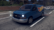 NFS2015 Chevrolet Express HotWheels