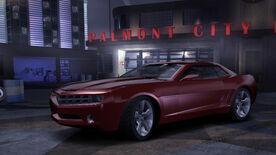 NFSC Chevrolet CamaroConcept CustomRed