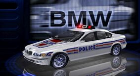 NFSHS PS BMWM5 PoliceFrance