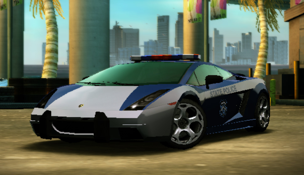 Lamborghini Gallardo Coupé Super State Cruiser