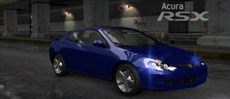 U Acura RSX