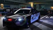 HPRM Ford Police Interceptor Sedan Concept