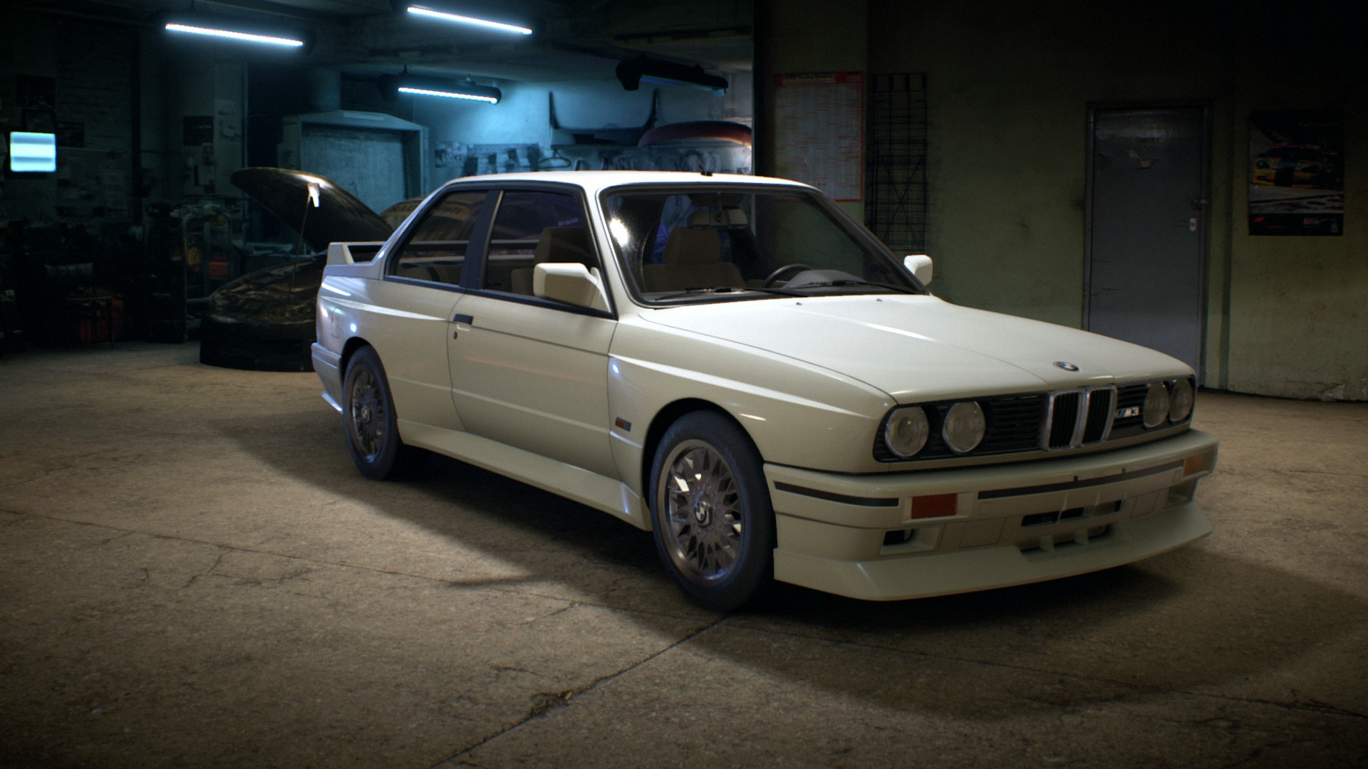 BMW M3 Evolution II (E30)