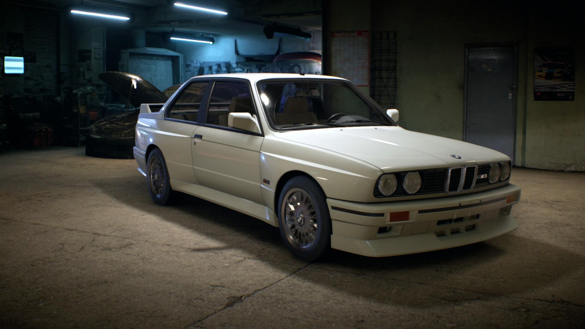 BMW M3 Evolution II (E30)