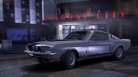 NFSC Shelby GT500 Stock