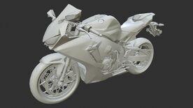 NFSHE HondaCBR1000RR BikeRender