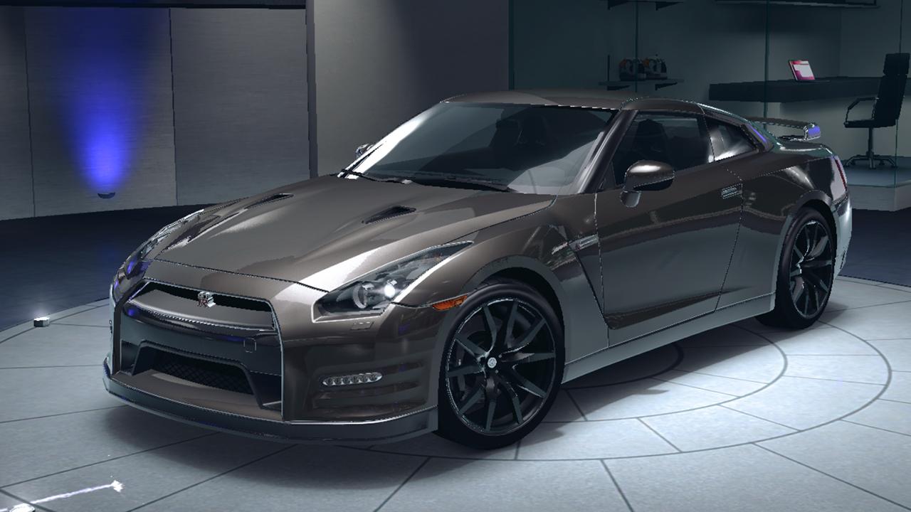 Nissan GT-R (2013)