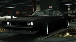WORLD Dodge Charger RT 1969