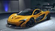NFSNL McLaren P1 GTR