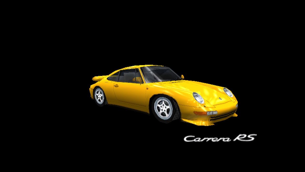 Porsche 911 Carrera RS (993)