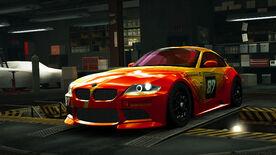 NFSW BMW Z4 M Coupé Tony