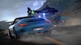Nfs hot pursuit porsche 911 speedster