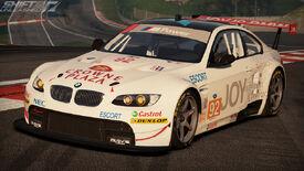 BMW M3 GT2 Shift 2 Unleashed