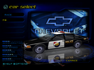 NFSHS Chevrolet Caprice Cop