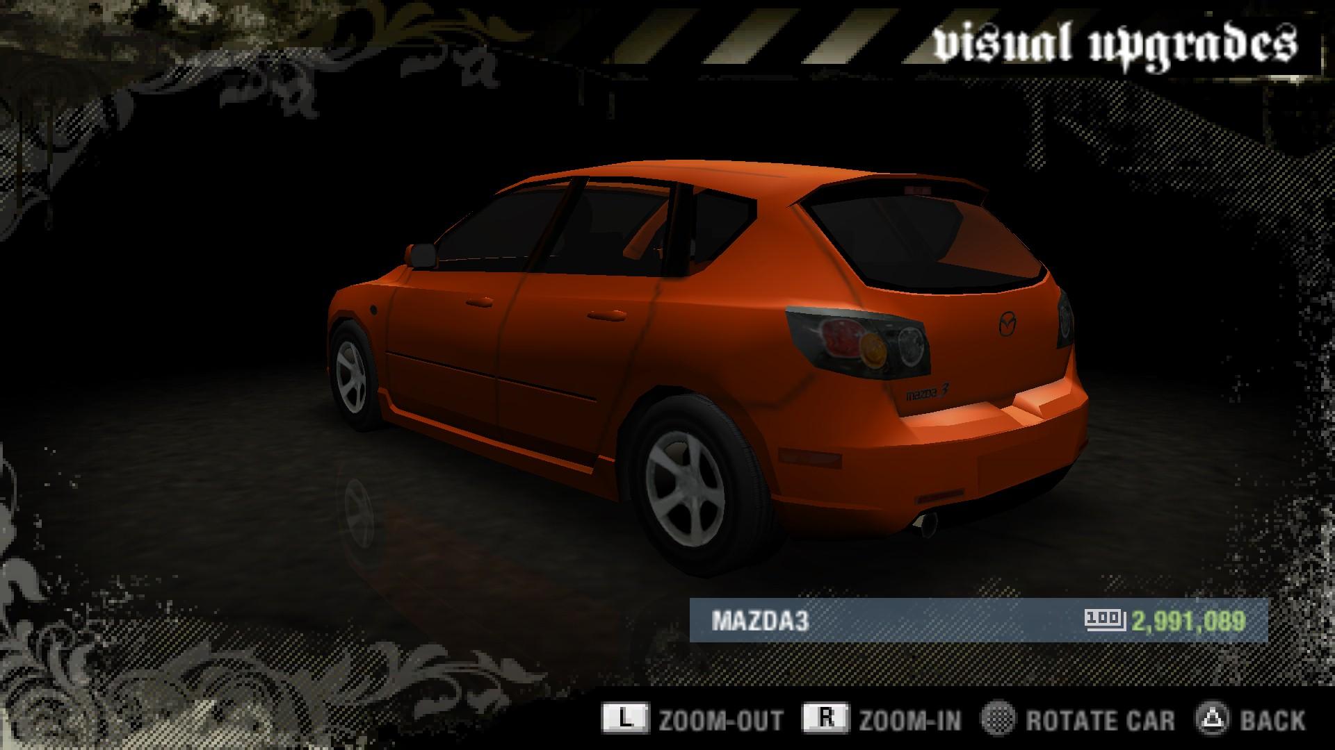 Mazda Mazda3 (BK)