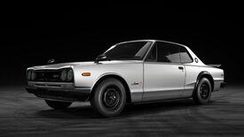 NFSPB NissanSkyline2000GTR Garage