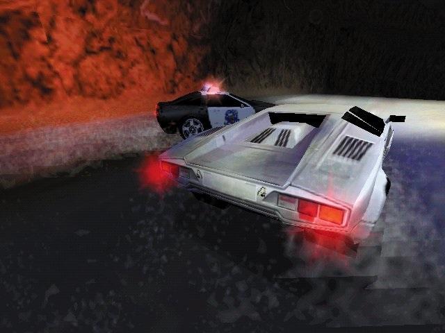 Hot Pursuit (Game Mode)