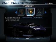 NFSHP2 Car - Lamborghini Murciélago NFS PC