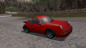 NFSPU PC 911 Turbo 3.3 964