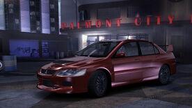 NFSC Mitsubishi LancerEvolutionIX Stock