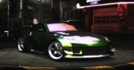 NFSU2 Nissan 350Z Rachel