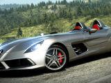 Mercedes-Benz SLR McLaren Stirling Moss Edition