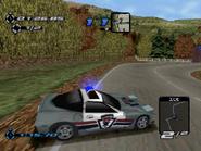 NFS3 Chevrolet Corvette C5 PS1 Cop