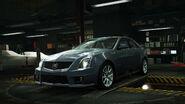 NFSW Cadillac CTSV Blue