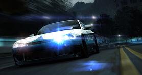T1 Silvia Touge Cop