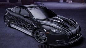 Carbon MazdaRX8Sal
