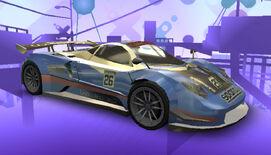 NFSPS PSP PaganiZondaF RaceVersion