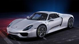 NFSHE App Porsche 918Spyder