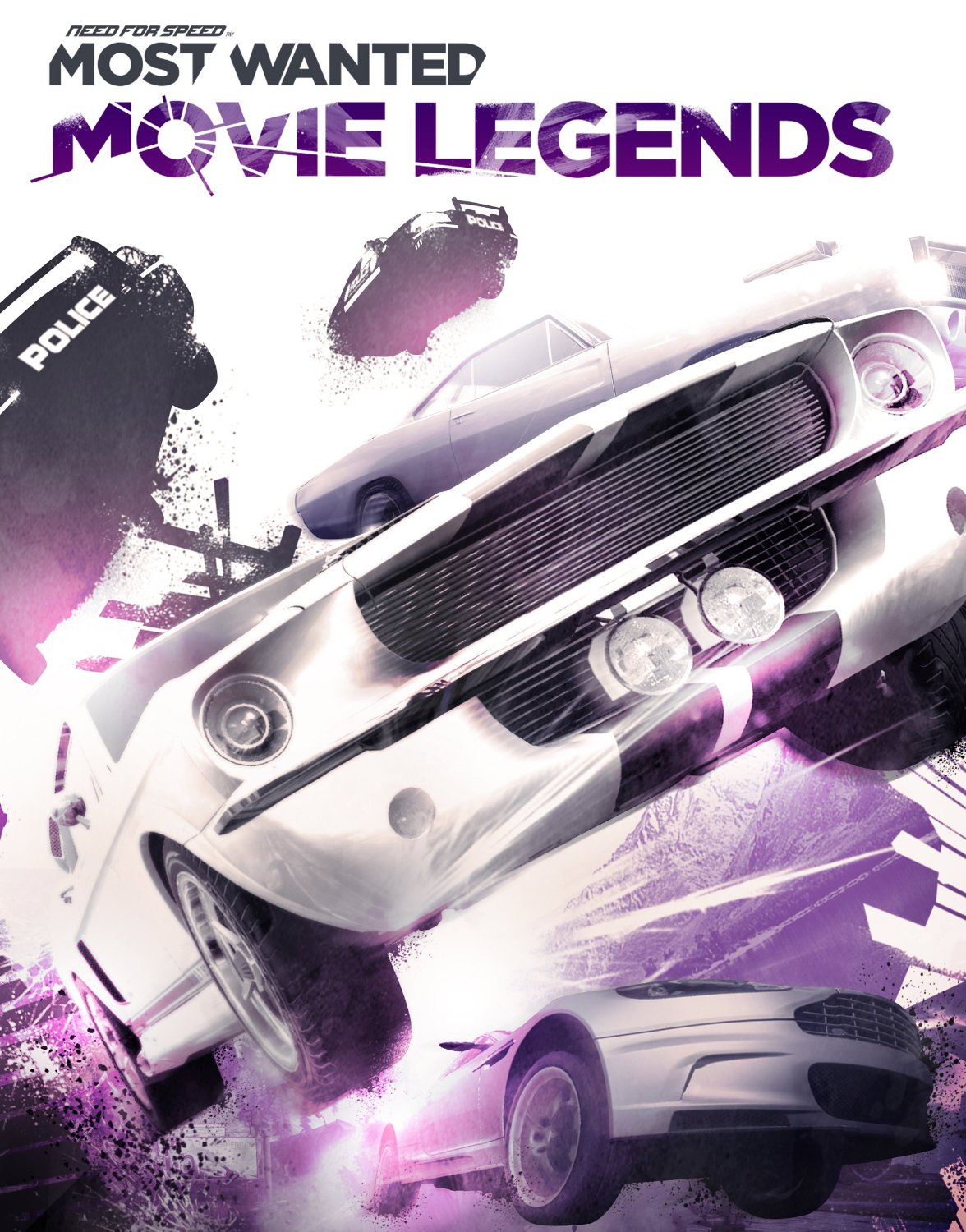 Need for Speed: Most Wanted (2012)/Movie Legends Pack